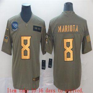Tennessee Titans Marcus Mariota Jersey